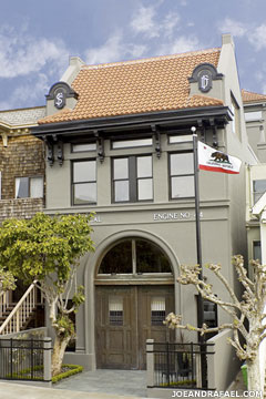 San Francisco Firehouse.