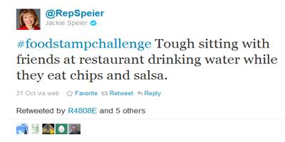 Jackie Speier Tweet
