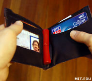 Hi-tech wallets