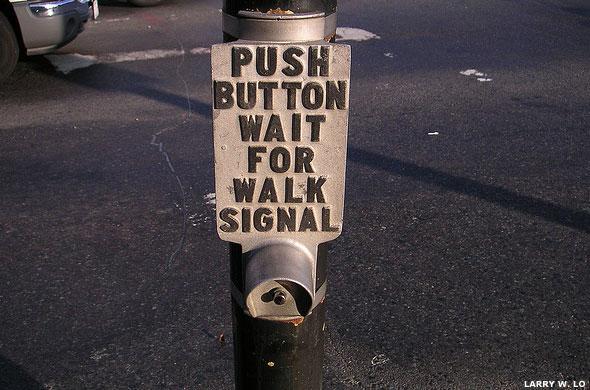 Walk Signal Buttons