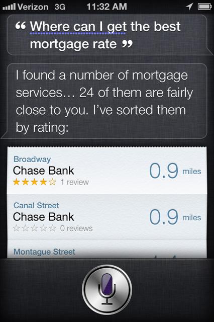 iPhone 4s Siri 2