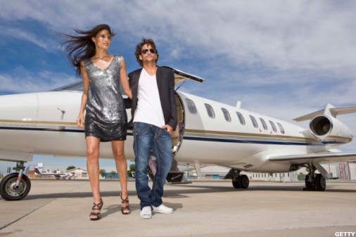 Millionaire Weekend - Private Jet