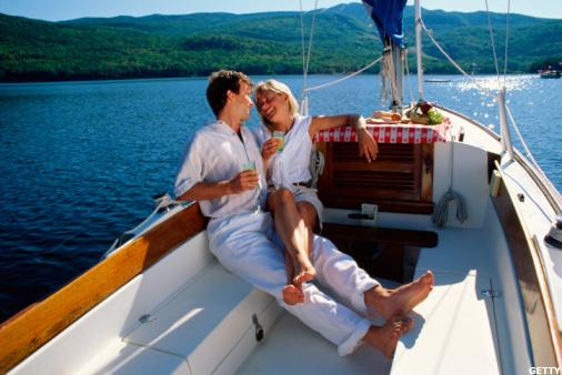 Millionaire Weekend - Yacht