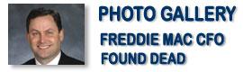 Freddie Mac CFO Found Dead