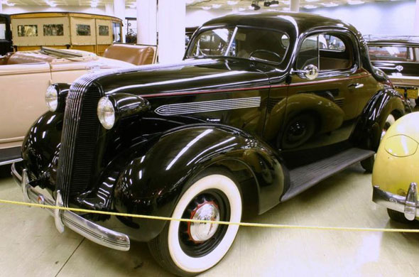 Id442s new project operation roach resurrection page 101 for 1936 pontiac 3 window coupe for sale