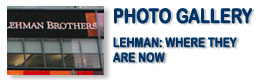 Lehman: Where They Are Now