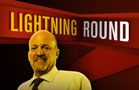 'Mad Money' Lightning Round: Fine With Facebook
