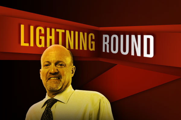 'Mad Money' Lightning Round: Marathon Petroleum's For Me