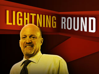 'Mad Money' Lightning Round: Don't Sell Heckmann
