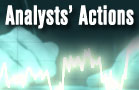 Analysts' Actions: AZO CG GLW CSCO TMUS