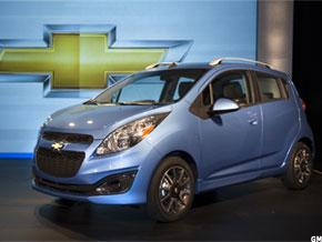 Chevrolet Car Models List | Complete List Of All Chevrolet Models