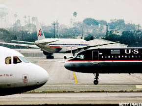 US Airways American Airline