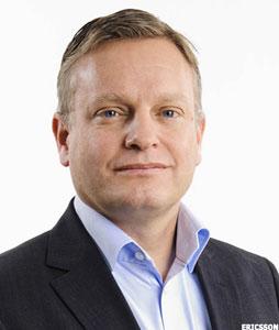 COO Jan Frykhammar.