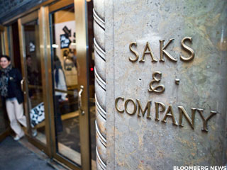 Saks Soars on Report Goldman Sachs Hired for Buyout (Update 1)