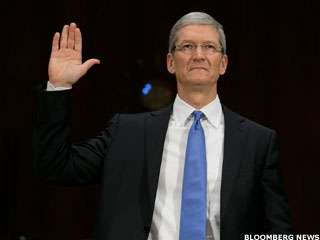 Apple: Keep Tim Cook's Feet to the Fire