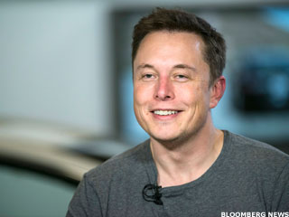 Tesla's Elon Musk: A Financial Wizard