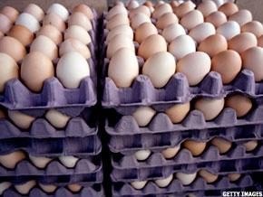 Eggs Recalled