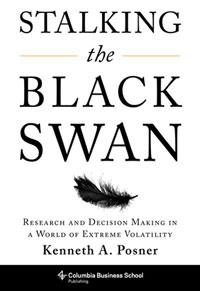 David Stalking the Black Swan