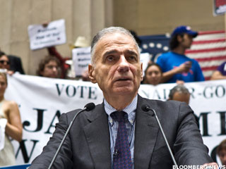 Ralph Nader, Wounded Shareholder of Fannie Mae Freddie Mac