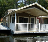 Georgia Houseboat