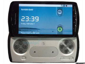 Play Station Phone