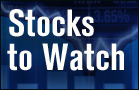 Stocks to Watch: P&G, LinkedIn (Update 1)